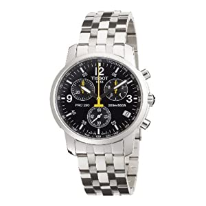 "Tissot T17158652  Analog Black Dial Men""S Watch"