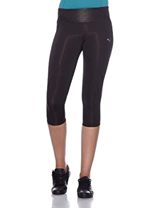 PUMA Hose TP Power 3/4 Tight (Schwarz)