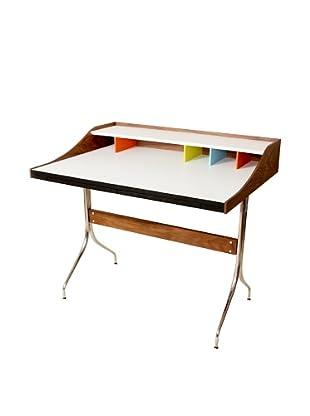 Control Brand Swag Desk, Walnut