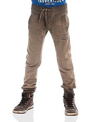 M C S Pantalone Felpa Cold Dyed