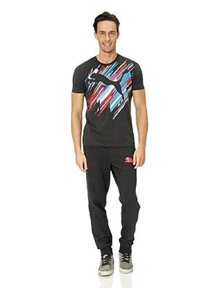 Puma T-Shirt El Nineo (dark gray heather)