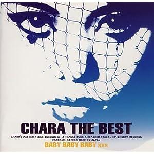 CHARA BEST ALBUM BABY BABY BABY×××