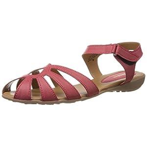 Bata Women's Ally Pink Fashion Sandals - 3 UK/India (36EU) (5615412)