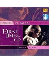 First Time on CD - Pt. Jasraj