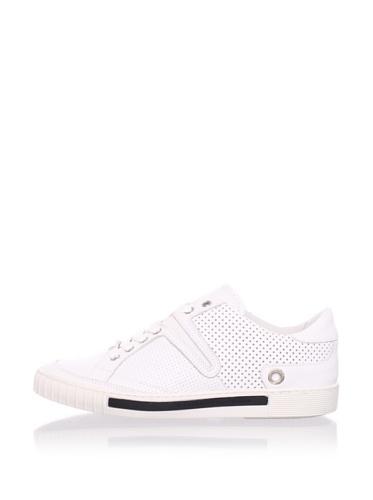 Alessandro Dell Acqua Men's Range Sneaker (White)