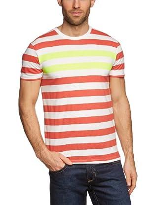 JACK & JONES T-Shirt (Rojo)