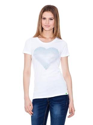 Gio Goi Camiseta Temper (blanco)
