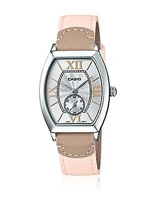 Casio Reloj con movimiento cuarzo japonés Woman Ltp-E114L-4A2 27.0 mm