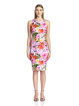 Alexia Admor Women's Scuba Midi Dress