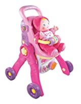 VTech 3-in-1 Care and Learn Stroller