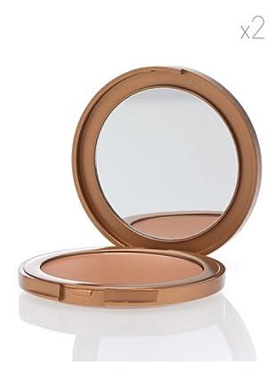 HQ Kit De 2 Productos Ultra Radiance Bronzer Para Todo Tipo De Pieles Color 33