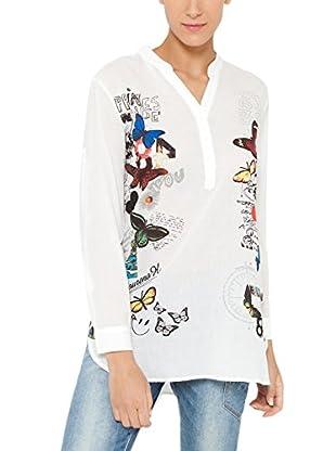 Tantra Blusa Butterflies Print Blouse