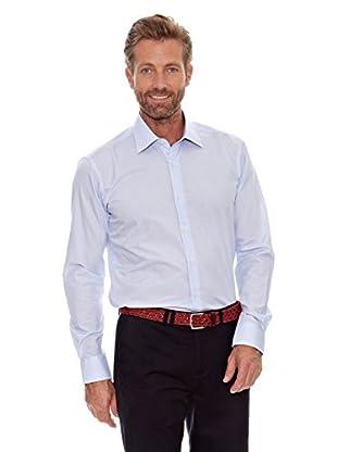Cortefiel Camisa Vestir (Azul)
