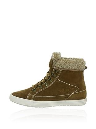 s.Oliver Sneaker (Beige)