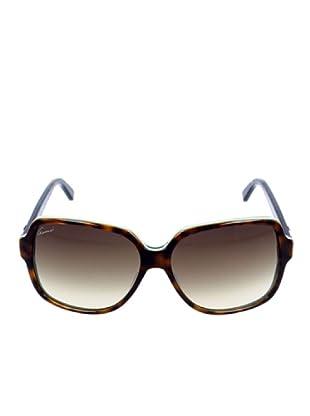 Gucci Gafas de Sol GG 3582/S DB LA2 Havana / Verde