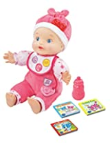 VTech Baby Amaze Learn to Talk & Read Doll