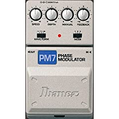 Ibanez PM7 PHASE MODULATOR