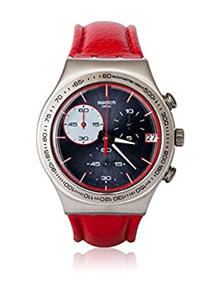 Swatch Quarzuhr Man RED WINK YCS558 40.0 mm