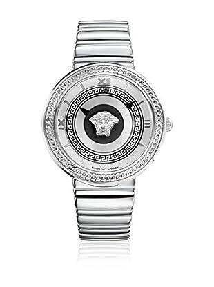 Versace Uhr mit schweizer Quarzuhrwerk V-Metal Icon VLC070015  40.00 mm