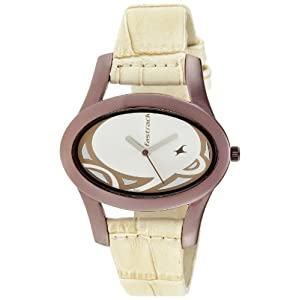 Fastrack New OTS Analog Multi-Color Dial Women's Watch - NE9732QL01J