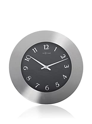 NeXtime Winchester Wall Clock (Silver)