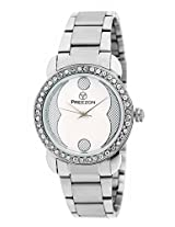 PREEZON White Dial Analogue Watch for Women (pi-aura-01)