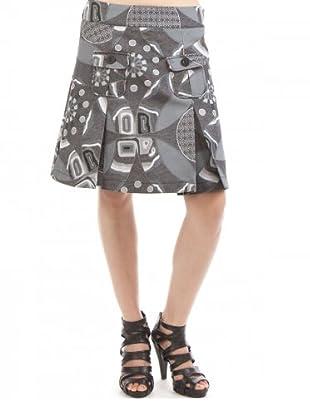 Desigual Falda (grau)