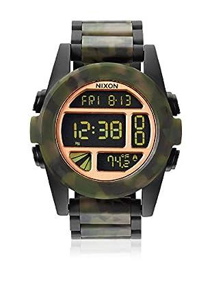 Nixon Uhr mit japanischem Mechanikuhrwerk Man A3601428 44.5 mm