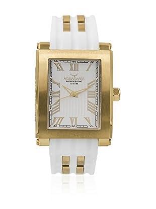 Aquaswiss Uhr mit Schweizer Quarzuhrwerk Tanc G weiß