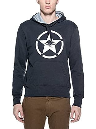 Hot Buttered Kapuzensweatshirt Circle Star