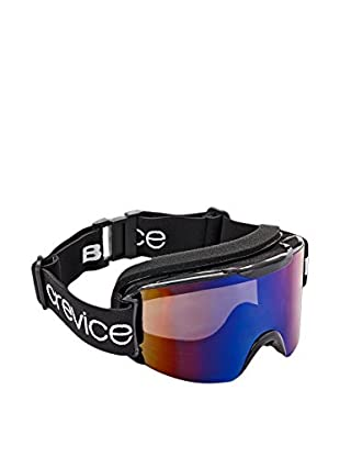 Black Crevice Máscara de Esquí Negro / Azul