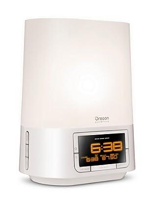 Oregon Scientific WS 902, 199 x 140 x 296.5 mm, Blanco - Despertador
