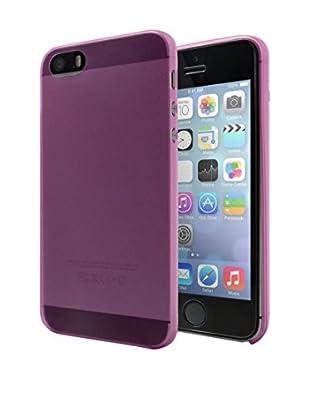 Unotec  Hülle Antishock TPU Slim iPhone 5/5S lila