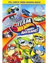 Team Hot Wheels-The Origin Of Awesome!