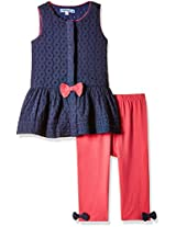 Nauti Nati Girls' Clothing Set