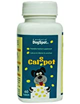 Dogspot Calspot Calcium Supplement for Dog - 60 Tablets
