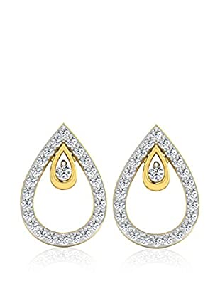 Diamant Vendome Pendientes  Oro Amarillo
