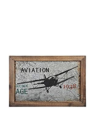 ZZ-J-Line Panel Decorativo Aviator