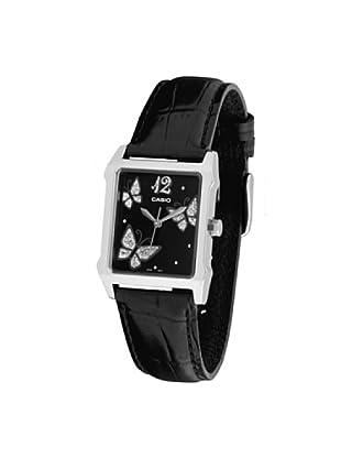 CASIO 19630 LTF-115L-1A - Reloj Señora cuarzo piel