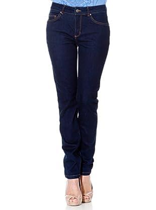 Cortefiel Jeans Slim (Blau)