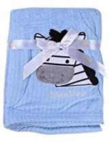 Mee Mee Baby Blanket Blue MM-98040