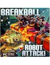 Breakball Robot Attack