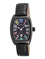 Giordano Analog Black Dial Men's Watch - 1552-04