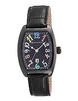 Giordano Analog Black Dial Men's Watch - 1552-04