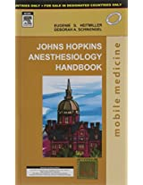 John Hopkins Anesthesiology handbook