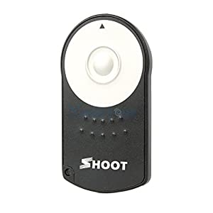 Generic Canon RC-6 RC6 IR Wireless Remote Control for Canon 550D 500D 700D 650D 600D