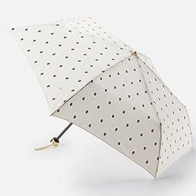 FROGLET 折りたたみ傘(スカルドット) レディス
