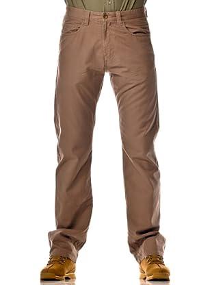 Timberland Pantalón 5 Tasche Twill (Marrón)