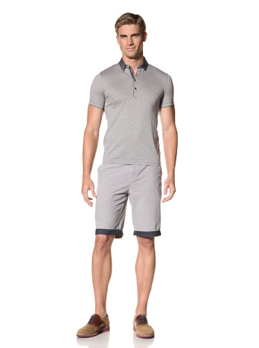 Ted Baker Men's Dictate Polo (Light Grey)