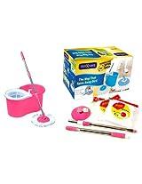 Rinnovare Bucket Mop Floor Cleaner Pink (Plastic)